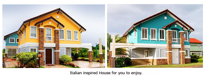 HOUSE IN DAANG HARI Area For Sale near ALABANG @ Bellefort Estates Colors
