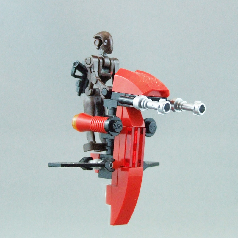 [CW] Crimson Commando Droid 8417823121_b31edb12fa_c