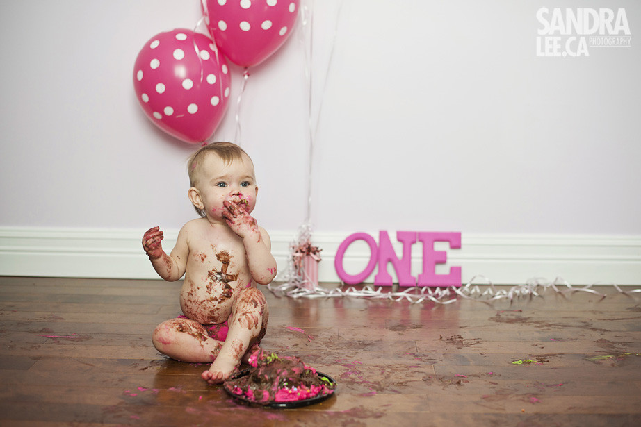 Reese - First Birthday