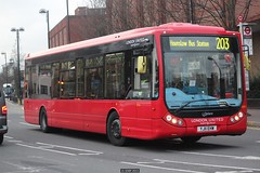 optare solo(0.0), dennis dart(0.0), minibus(0.0), metropolitan area(1.0), vehicle(1.0), transport(1.0), mode of transport(1.0), public transport(1.0), tour bus service(1.0), land vehicle(1.0), bus(1.0),
