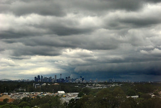 29/365 Storm over Sydney