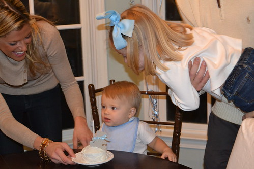 Bennett's 1st Birthday! - 10