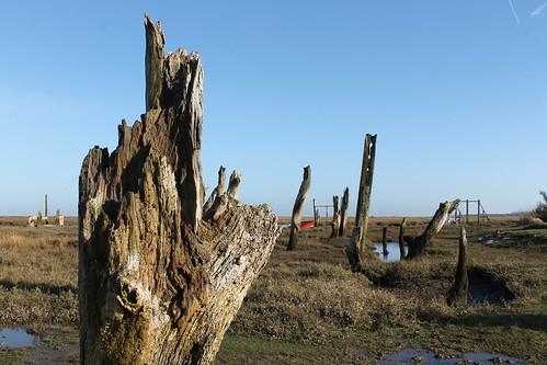 Thonrham Harbour in Norfolk 8434304689_2a9a80e5b5