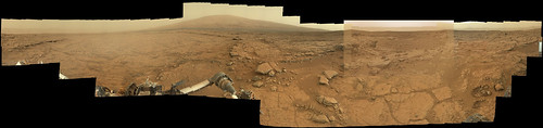 CURIOSITY full panorama sol 170 and sol 137 patch