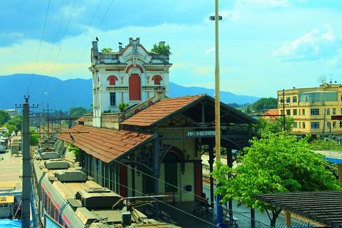 Estação de trem de Marechal Hermes