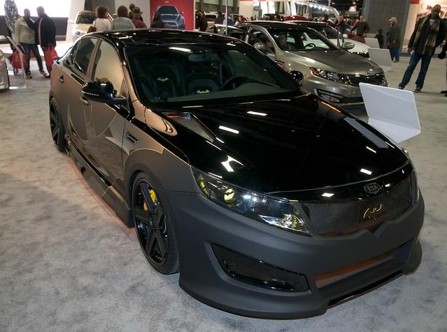 2013 Washington Auto Show Lower Concourse Kia 3