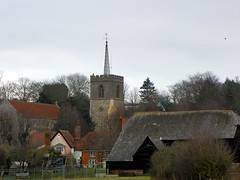 GOC Braughing 071: Church and other buildings, Standon