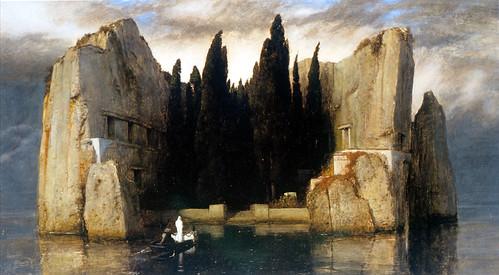 Arnold Bo¨cklin 1827-1901 L'isola dei Morti 1883