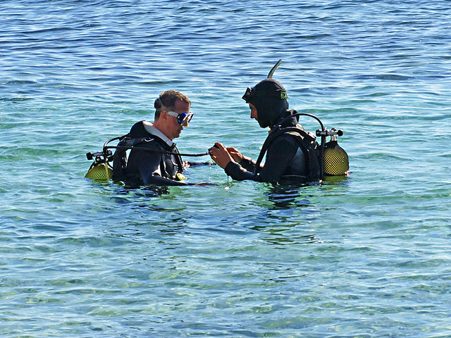 Diving Prep, Costa Teguise, Lanzarote