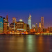 Manhattan Skyline (NYC) by Cédric Mayence Photography