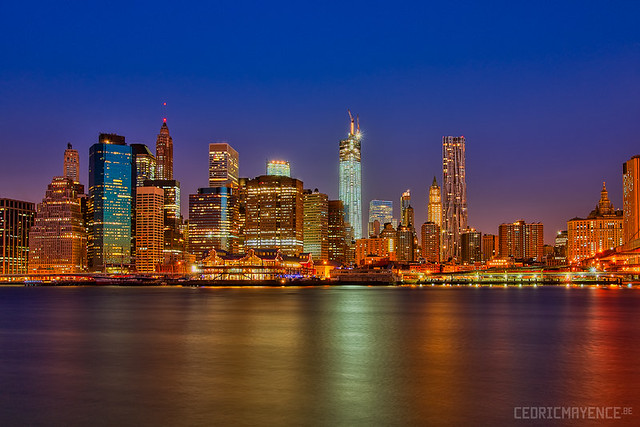 Manhattan Skyline (NYC)