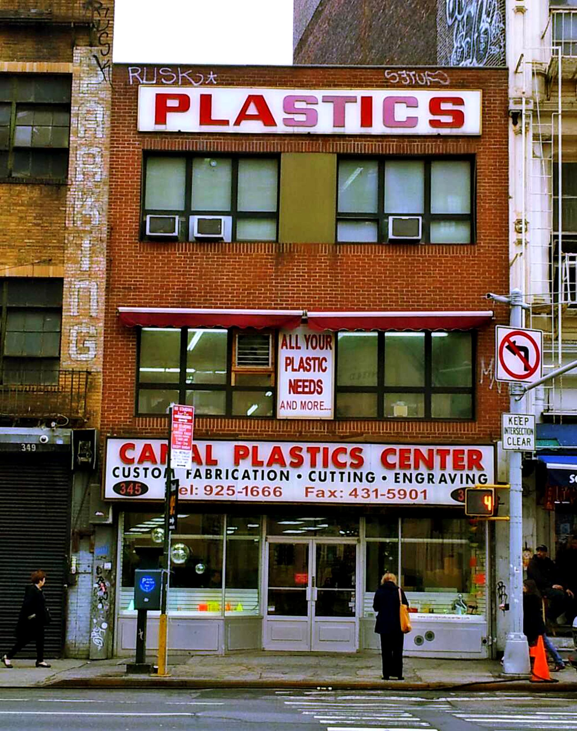 Canal Plastics