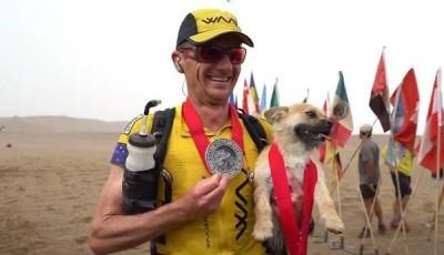 Hledá se Gobi: Jak běžec podruhé našel svého psa
