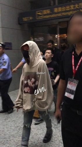 Big Bang - Guangzhou Airport - 01jun2015 - eMixT - 01