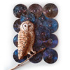 Night Owl Wallhanging