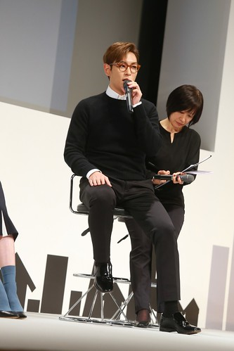 TOP - Secret Message Tokyo Première - 02nov2015 - cinematoday - 05