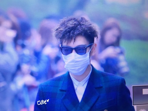 Big Bang - KBS Music Bank - 15may2015 - TOP - minmin725求转运 - 02
