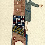 Looking out for the enemy, by Stamford Bridge Tapestry Project