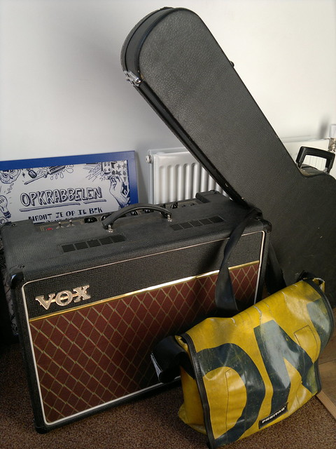 Photo:Ready to be played loud By Marco Raaphorst