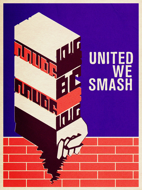 UNITED WE SMASH