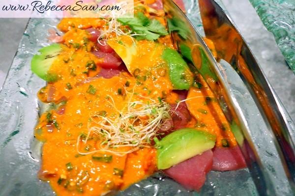 peruvian food KL - Ritz Carlton KL-019