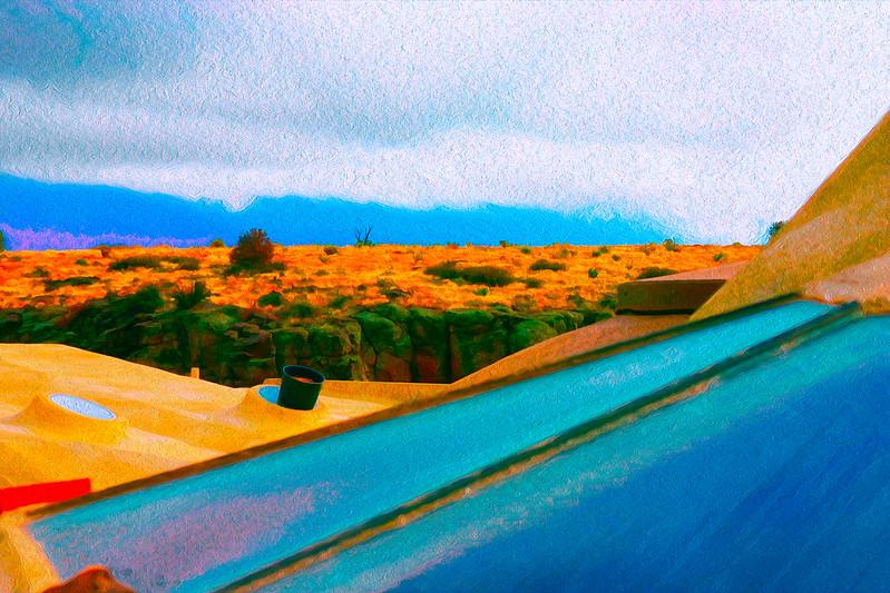 Arcosanti on Mars