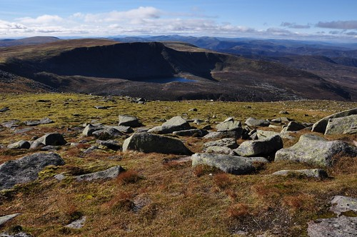 The Stuic from Lochnagar