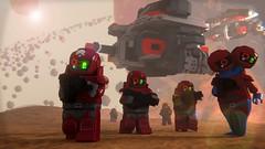 Space Marines On Patrol