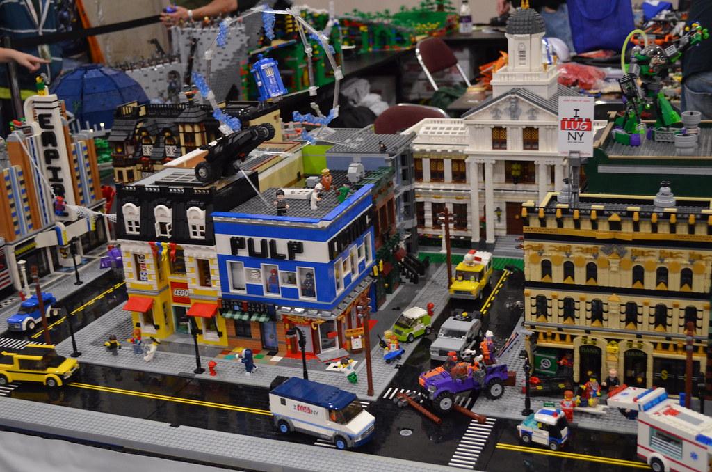 NYCC Legos