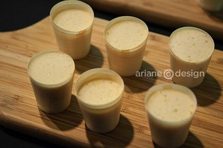 Toast to the Coast/Hillside Bistro's spiced carrot apple soup with golden apple froth