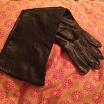 A&S kid gloves from tag sale in Wantagh