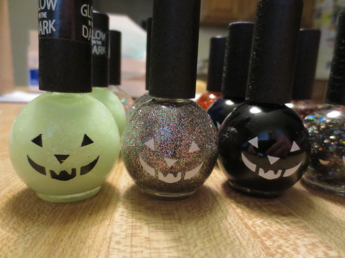 Day 288 - Pumpkin polish squad