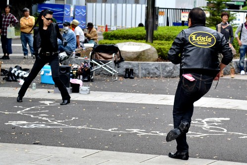 Rockabilly in Yoyogi