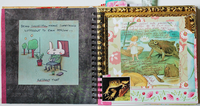 Smart Journal #1 Tummelisa & the toads