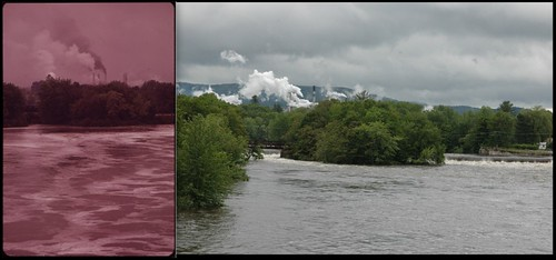 change environment thennow androscogginriver cleanwateract documerica stateoftheenvironment
