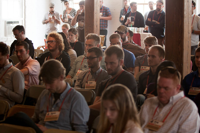Brooklyn Beta Crowd
