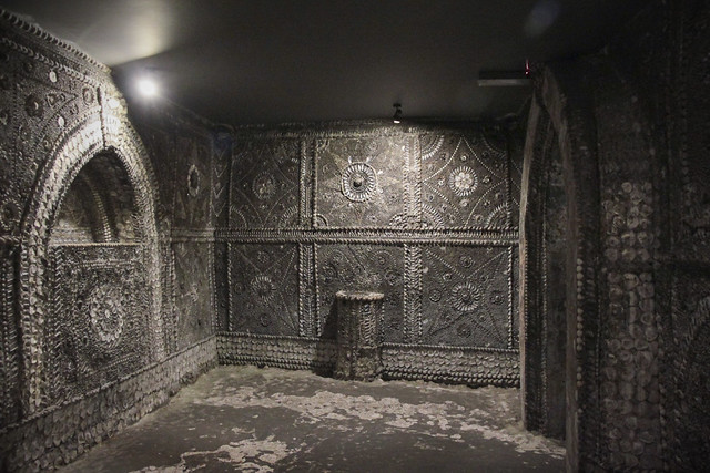 The Shell Grotto - Margate