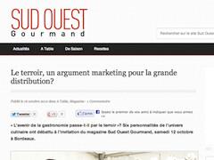 Retour sur un débat sur le terroir ayant eu lieu à l'Avenue du bon Goût à Bordeaux