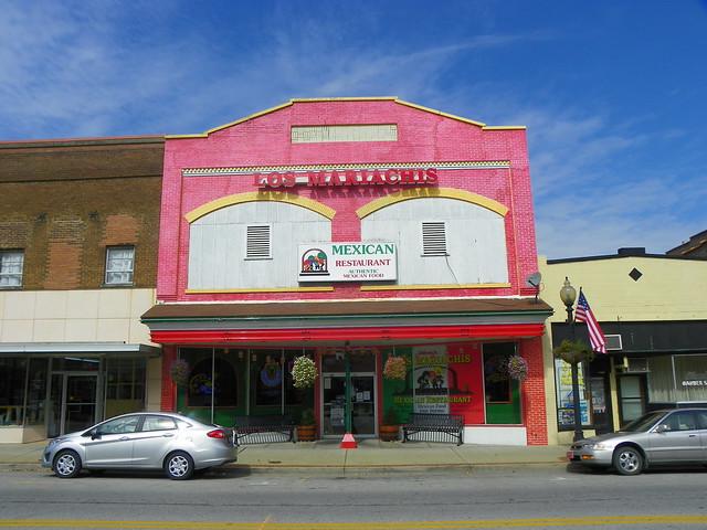 Mexican Restaurant Lebanon Ohio