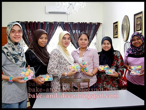 Baking Class: Apam Polkadot - 26 May 2012