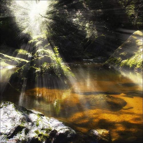 lake water river waterfall stream falls nz otago base waipori dgimages