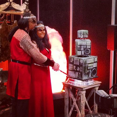 Klingon Wedding