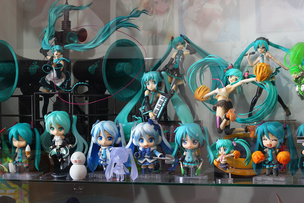 Hatsune Miku Cheerful - GSC
