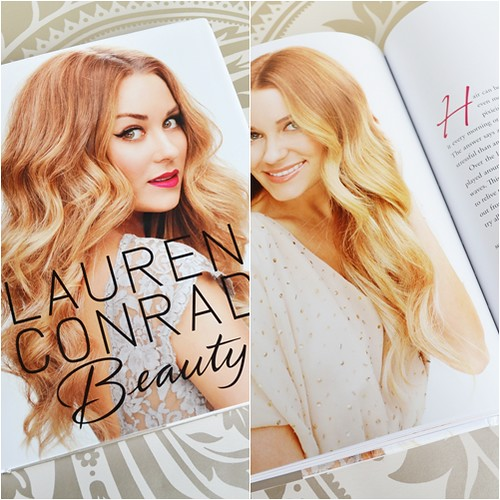 Lauren Conrad Beauty Book Cover