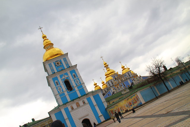 St. Michael's Golden-Domed Monastery Kiev