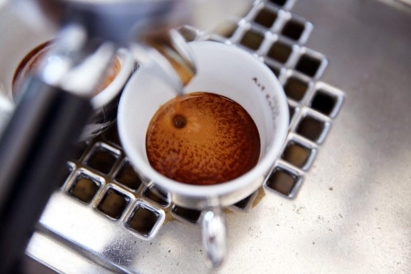 Weekend espresso
