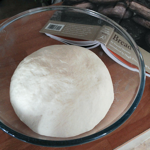 Making flatbread