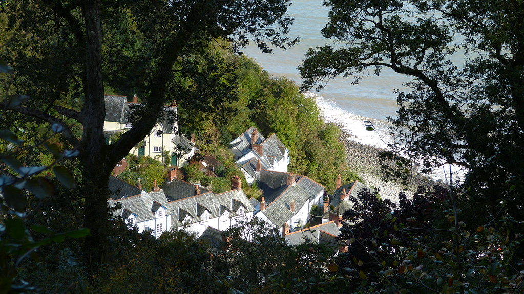 Clovelly Roofs