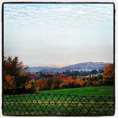 Landschaft Mansfelder Land Oktober 2012