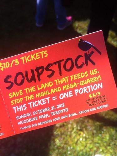 Soupstock 2012